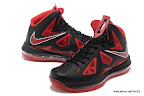 lbj10 fake colorway miami away 1 03 Fake LeBron X