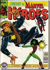 P00010 - Marvel Heroes #18