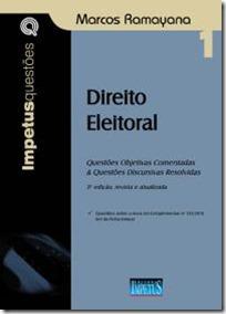 6 - Direito Eleitoral - Questões Objetivas e Discursivas