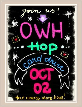 OWH HOP design logo