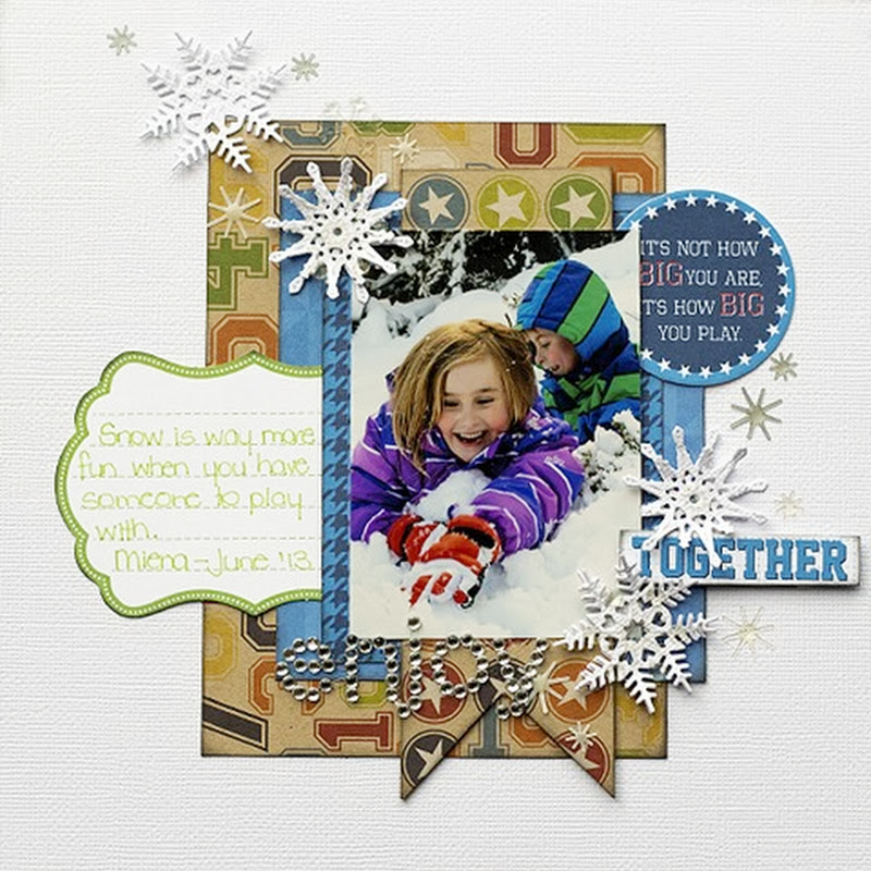 Snow much fun by Susan Longman