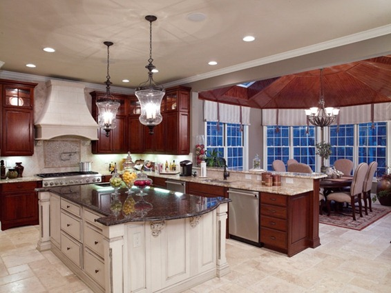 DWELLINGS-The Heart of Your Home: KITCHEN CABINETRY~What is YOUR