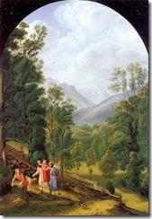 Olivier, Johann Heinrich Ferdinand (German, 1785-1841)