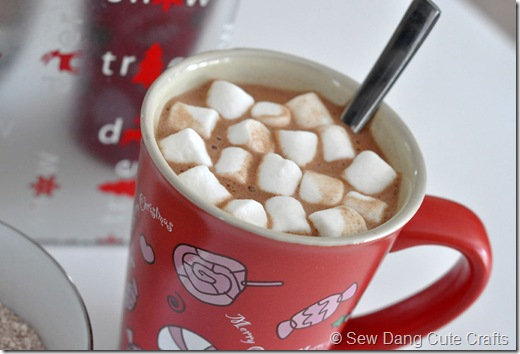 Close-up-hot-chocolate