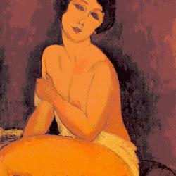 Modigliani, Nude & towel.jpg