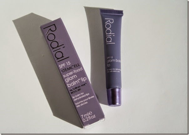 Rodial stemcell super-food glam lip balm