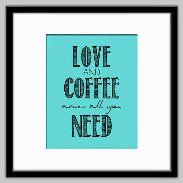 Framed-Love-and-Coffee