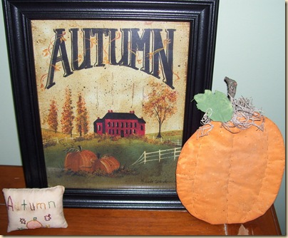 autumn giveaway