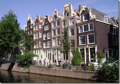apartamentos en amsterdam