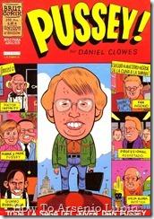 P00007 - Daniel Clowes - Pussey.howtoarsenio.blogspot.com