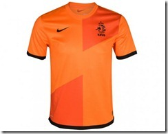 Holanda primera equipación