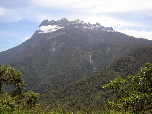 جبل كينابالو