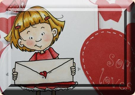 Sassy Cheryl's, Sallys Letter