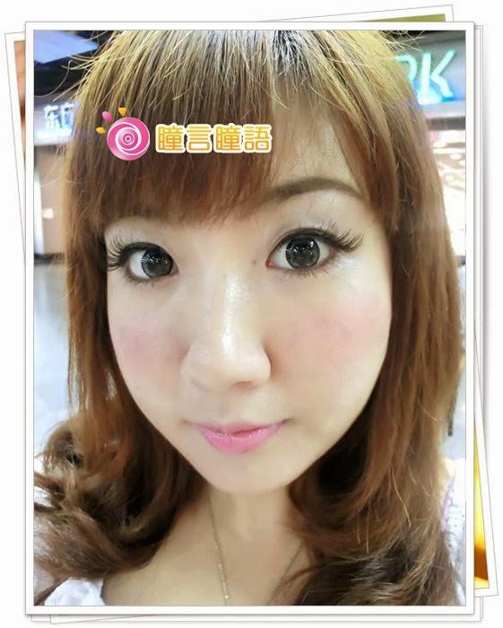 韓國NEO隱形眼鏡-NEO花神灰6
