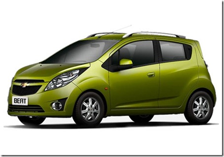 Chevrolet Beat Gives 24KMPL!