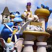 Aladdin, Dumbo and the geni