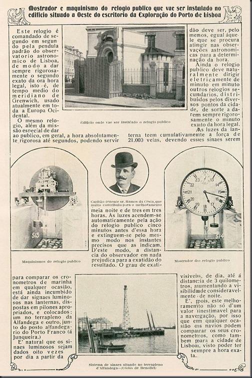 Relógio do Cais do Sodré.1 (Dez. 1913)