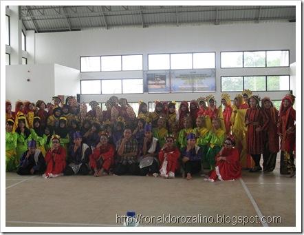 Pagelaran Karya Seni Tari III (PAKASERI III) Kelas XI IPA SMAN Pintar  2011 Berjalan Sukses dan Luar Biasa
