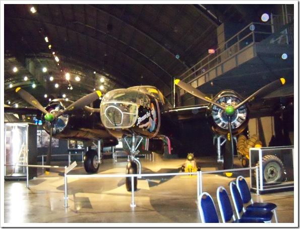 Douglas B-26C (A-26C) Invader plane
