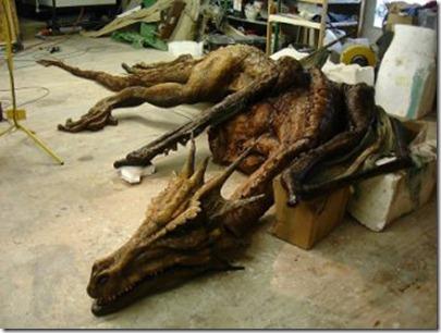 dragon-fossil-GAMBAR NAGA
