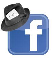 Jornalismo no Facebook