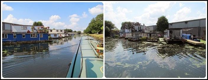 5 House Boats
