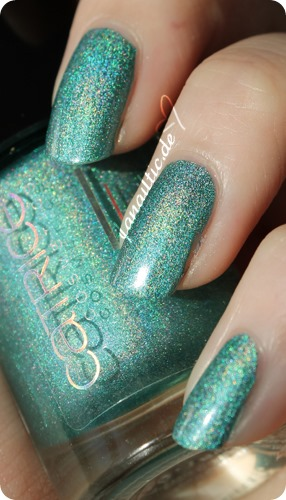 "Catrice ""luxury lacquers"" LE Holomania ""holo in one"""