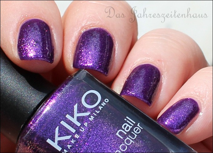 Lackaktion Lila KIKO 278 2