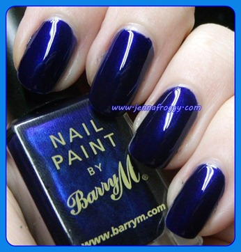 Barry M Navy
