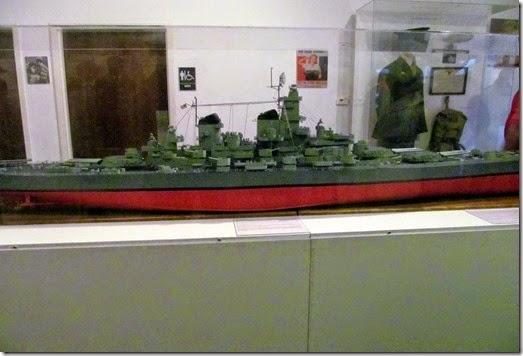 USS Missouri BB63