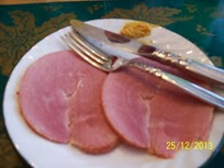 Ham for Brunch