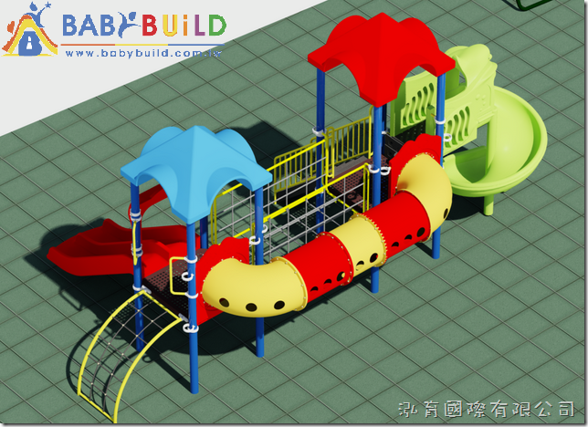 BabyBuild 親子公園遊戲設施規劃