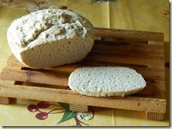 GF Peasant Bread 007