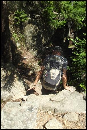 Gorham Mountain Hike 032