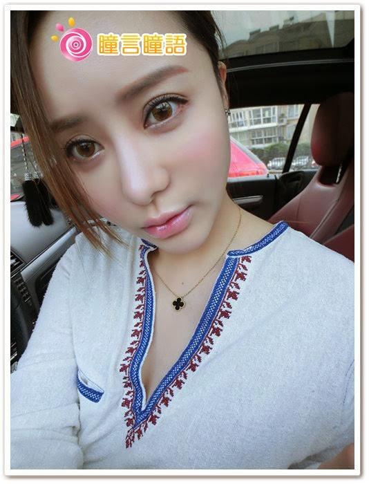 韓國NEO隱形眼鏡-幸運四色蜜糖8
