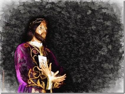 Jesús Rescatado (Salamanca), por Manuel Valdepeñas