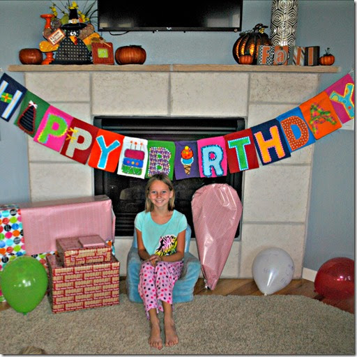 Halle 11th bday 2014