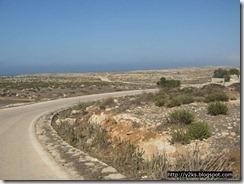 La zona interna - Lampedusa