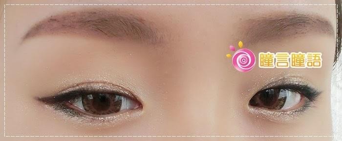 韓國GEO隱形眼鏡-GEO Eyes Cream 霜淇淋咖017