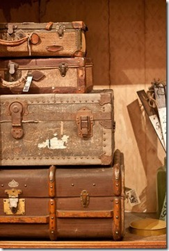suitcases