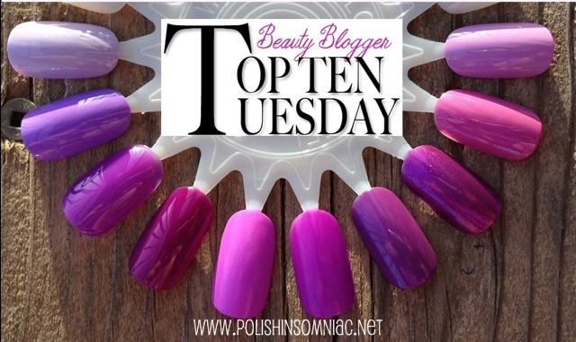 polish insomniac's Top Ten Radiant Orchid Nail Polishes