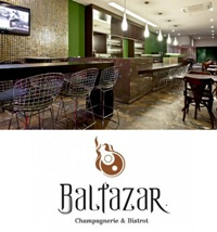 Baltazar - Primeira champanheria de Curitiba