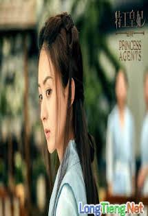 Đặc Công Hoàng Phi Sở Kiều Truyện - Princess Agents
