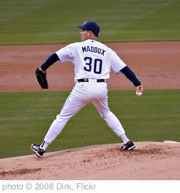 'greg Maddux' photo (c) 2008, Dirk - license: http://creativecommons.org/licenses/by/2.0/