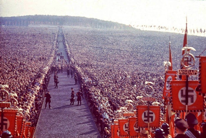 Parada nazista