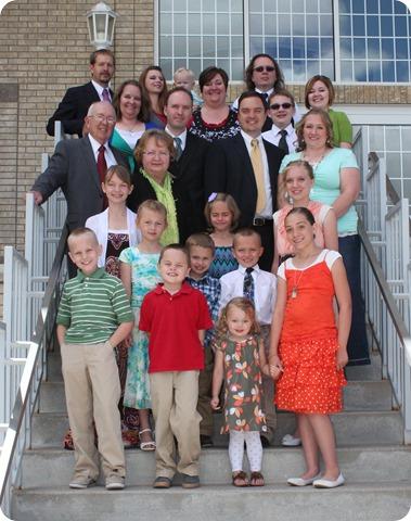 Saville's Camron's Baptism 012