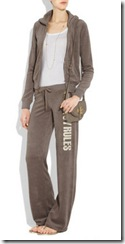 Juicy Couture Tracksuit Beige