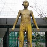 statue in shizuoka in Shizuoka, Sizuoka (Shizuoka) , Japan