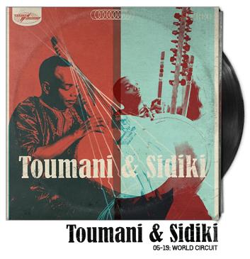 Toumani & Sidiki by Toumani & Sidiki Diabaté