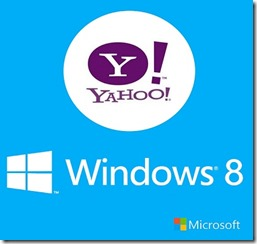 yahoomail in windows 8